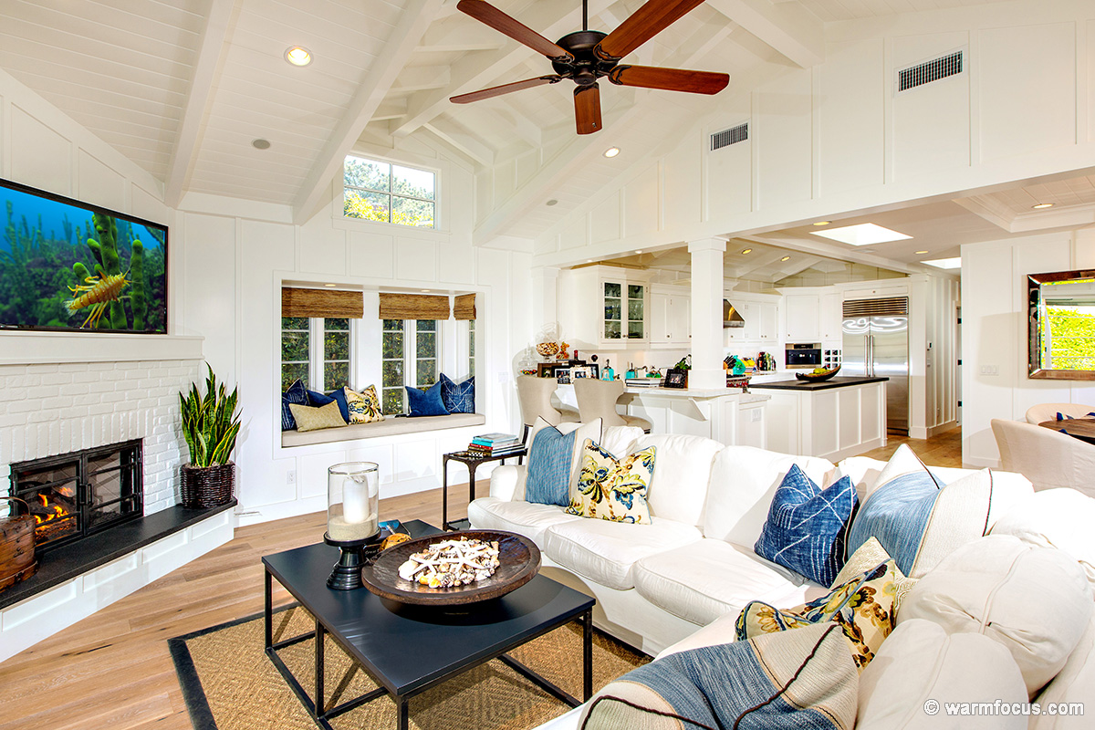 DESIGN CORNER - Quintessential California Beach Craftsman | Ranch To ...
